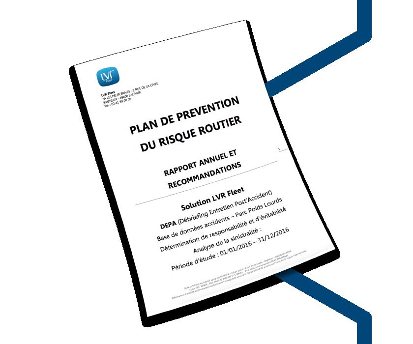 Le Plan de Prévention du Risque Routier (PPRR) : Qui et pourquoi ?