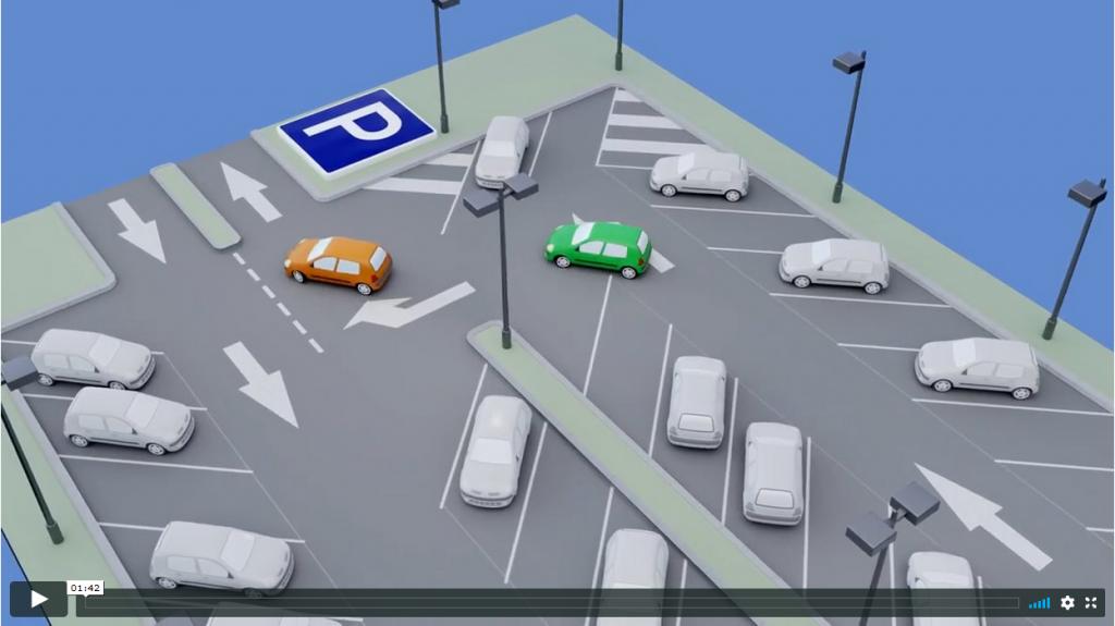 Parking & Stationnement prêt-à-partir