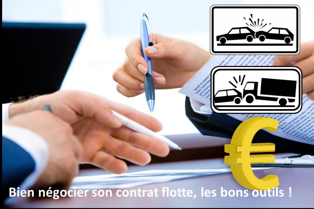 Négociation contrat assurance flotte