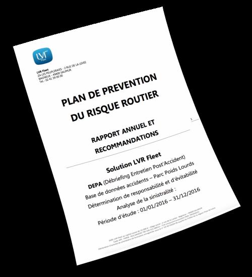 Plan de prévention RR